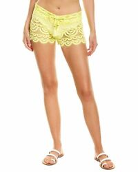 Pilyq Lace Cover Up Short Women#x27;s $40.99