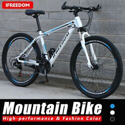 26quot; Mountain Bike Full Suspension Shimano 21 Speed Mens Bikes MTB Bicycles NEW* $199.50
