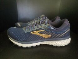 Brooks Ghost 12 Mens size 9.5 Blue Running Shoes $45.99