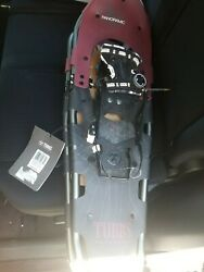 TUBBS SNOWSHOES $169.00