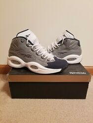 Reebok Iverson Question Mid Georgetown Size 13 $85.00