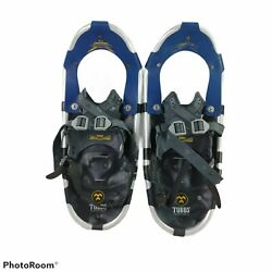 Tubbs Snowshoes Blue Metal Claw Discovery 21 NEW $59.00