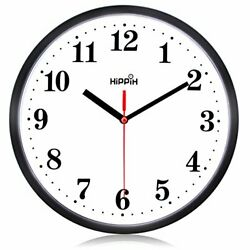 Large Wall Clock Oversized Living Room Silent Decorative Home Modern Big Office $12.79