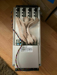 Bitmain Antminer L3 504mh s DOGE Litecoin With Power Supply Bitmain APW3 $950.00