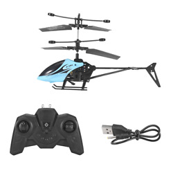 Mini Small Drone Induction Remote Control Helicopter Outdoor Plane Infrared Toy $16.07