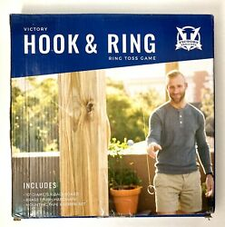 Victory Tailgate Hook amp; Ring Toss Game Outdoor games $22.99