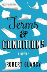 Terms amp; Conditions Glancy Robert Good Condition Book $7.30
