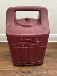 Coleman Propane Lantern Carrying Case Only for 5154 5153 5152 5151 USA $15.99