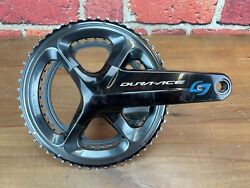 Shimano Dura Ace FC R9100 Stages Right Side Power Meter 170mm Crankset 52 36 $650.00