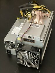 Bitmain Antminer L3 504 mh s Dogecoin Litecoin with power supply USA SELLER $1180.00