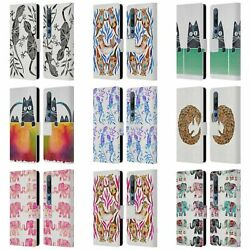 CAT COQUILLETTE ANIMALS 2 LEATHER BOOK WALLET CASE COVER FOR XIAOMI PHONES $20.95