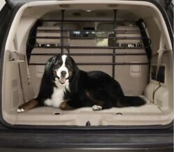 Guardian Gear Vehicle Pet Barrier Strong Sturdy Pressure Mounted and Heavy Duty $52.75