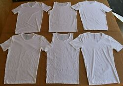 Tommy John Men#x27;s White Undershirt or Tank CHOOSE SIZE amp; COLLECTION $14.99