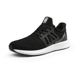 Men#x27;s Running Shoes Sneakers Outdoor Athletic Shoes Fashion Tennis Walking Shoes $14.87