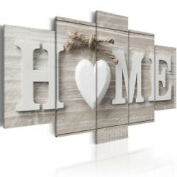 5Pcs Fashion Concise Wall Paintings Home Letter Printed Photo Art Wedding Decors $15.19