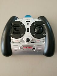 GYRO gyroscopes system remote control for helicopter REMOTE ONLY Pre owned. $6.50