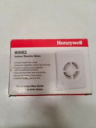 Honeywell Wave2 Two Tone Siren Dual Commercial Security DSC GE Ademco Lynx