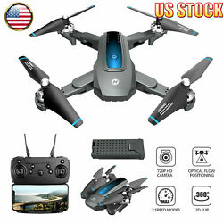 Holy Stone HS240 FPV Drone With 720P Camera Live Video RC Foldable Quadcopter $49.00