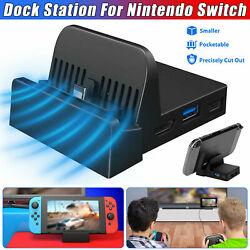 For Nintendo Switch Mini Replacement Charging Dock Stand Docking Station Cradle $13.50