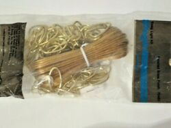 New in box Angelo Lamp Parts swag light kit brass finish New Vintage 12 feet $20.00