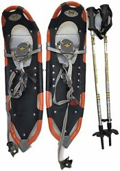 Atlas 1030 Snowshoes with Poles and Bag $39.99