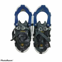 Tubbs Snowshoes Blue Metal Claw Discovery 21 NEW $34.97
