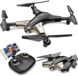 Syma X300 Foldable Drone with Camera for Adults 1080P FHD FPV Live Video Optica $155.97