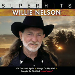 Willie Nelson : Super Hits Country CD $4.14