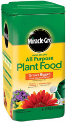 Miracle Grow Water Soluble 5 lb. All Purpose Plant Food All Season Plant Food $12.68