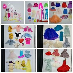 Vintage amp; Modern Barbie Clothes and Accessory Lot $19.99