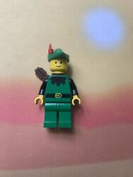 Vintage LEGO Castle Forestmen#x27;s Forestman Minifigure cas321 Red Feather. #2 $16.00