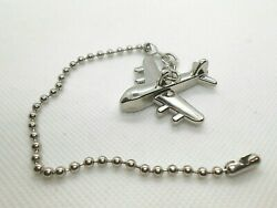 Airplane Ceiling Fan Pull Light Lamp Chain Extra Long $7.50