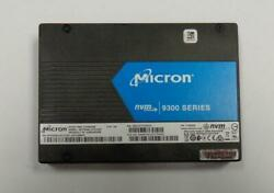 Micron 9300 Pro 15.36TB NVMe PCIe SSD Drive MTFDHAL15T3TDP Low power on hours $2099.00