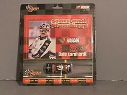 Dale Earnhardt #3 1999 Winners Circle Stats and Standings Die Cast With Book $9.99