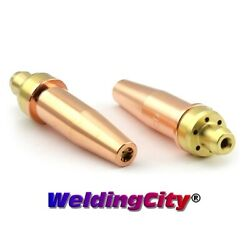 WeldingCity PropaneNatural Gas Cutting Tip 3-GPN #2 Victor Torch US Seller Fast