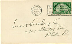 #614 ON COMMERCIAL POST CARD BM6187