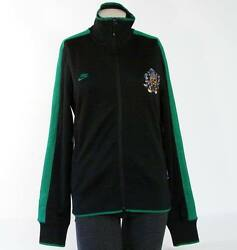 Nike South Africa Signature Black Track Jacket Womans NWT