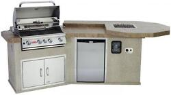 Bull  -  Western Q - Outdoor Island Kitchen #31069 WE WILL BEAT ANY PRICE