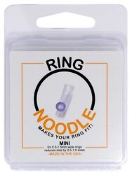 RING NOODLE MINI Ring Guard Ring Size Reducer 3 pack less size reduction $8.34