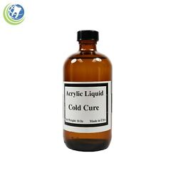 Dental Laboratory Dentist Self Cure Acrylic Liquid Monomer 8 oz $16.99