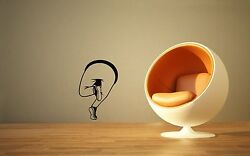 Wall Stickers Vinyl Decal Joke Hole In The Wall For Living Room ig1655 $29.99