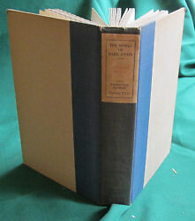 THE WORKS OF MARK TWAIN V22 (Gabriel Wells Editon--1923) HC ~LITERARY ESSAYS~