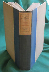 THE WORKS OF MARK TWAIN V29 (Gabriel Wells--1923) HC ~EUROPE AND ELSEWHERE~