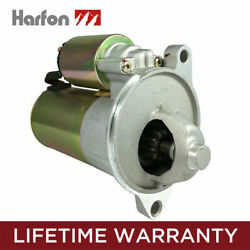 STARTER 3223 FOR FORD TRUCK 4.9 5.0 5.8 STARTER Manual Trans only 92 TO 97