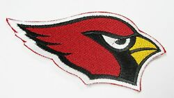 LOT OF 1 NFL ARIZONA CARDINALS LOGO EMBROIDERED PATCH PATCHES ITEM # 01 $4.99