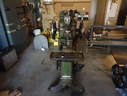 landis american straight needle shoe leather harness stitching machine
