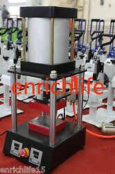 10000psi 15*20cm Pneumatic Auto Heat  Transfer Machine