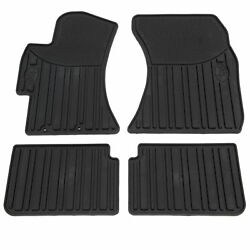 OEM 2008 2014 Subaru All Weather Rubber Floor Mats Impreza Forester J501SFG200 $70.54