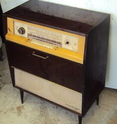 Vintage Console Stereo : For Sale Online