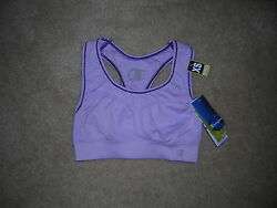 Champion Bra Top Women#x27;s Size XS Purple NWT NEW $26.95
